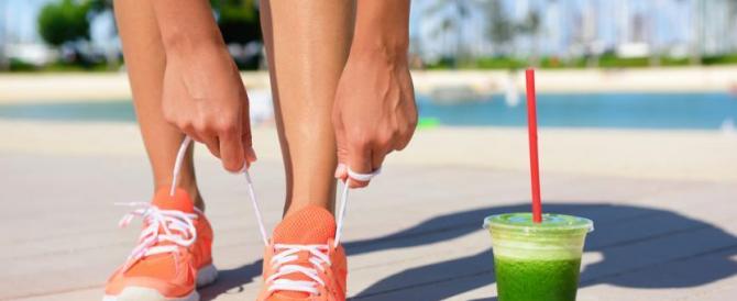 Cómo Hacer la dieta y el ejercicio Resoluciones triunfar?