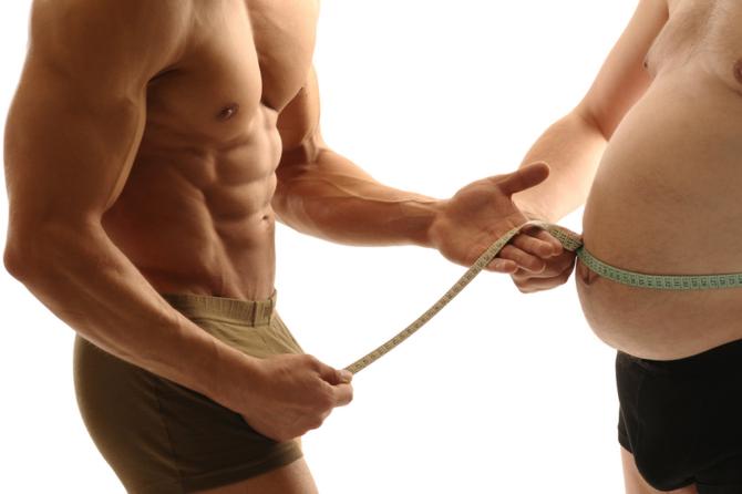 Cómo perder grasa corporal con menos ejercicio?
